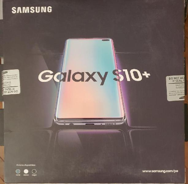 Samsung Galaxy S10, 128 Gb, Libre Opera