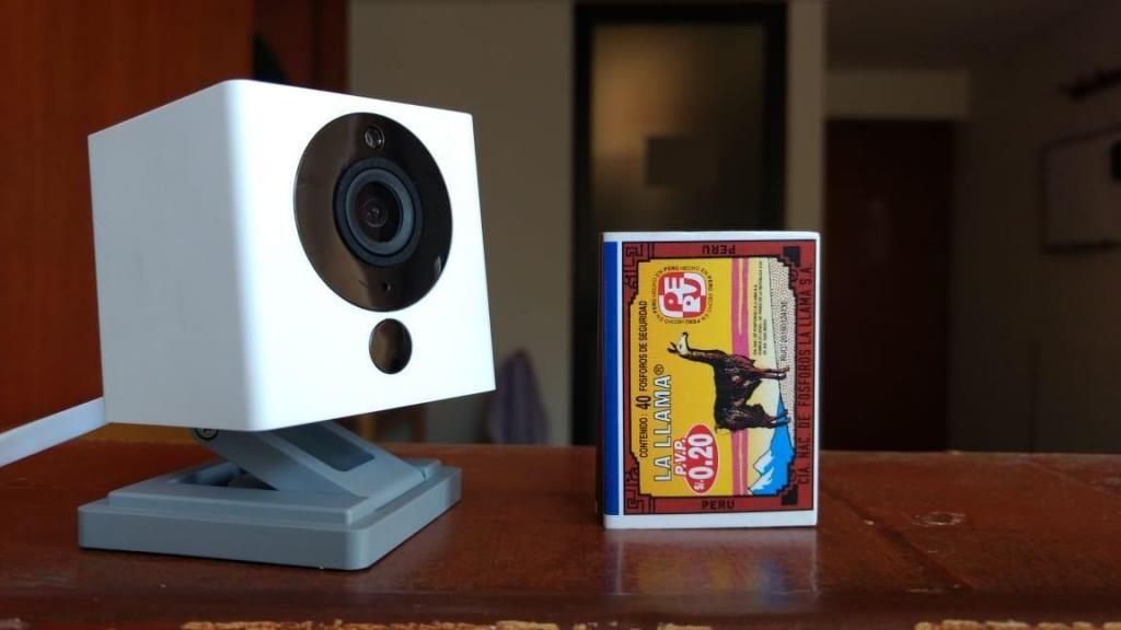 Cámara de Video Wyze Cam2