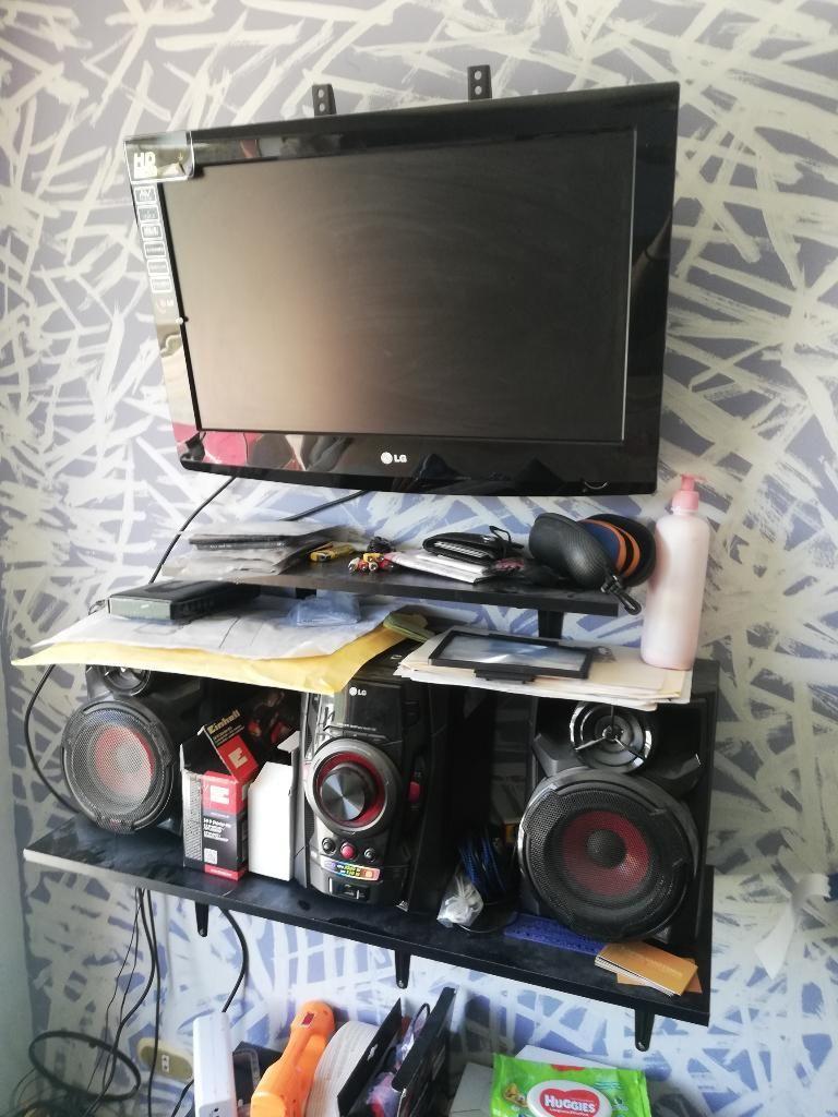 Vendo Televisor Más Equipo de Sonido Lg