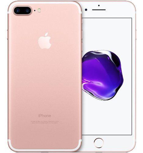 Apple iPhone 7 Plus 32gb Rose Gold Libre Sellado Garantía