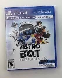 Astro Bot Vr Ps4 Nuevo Sellado