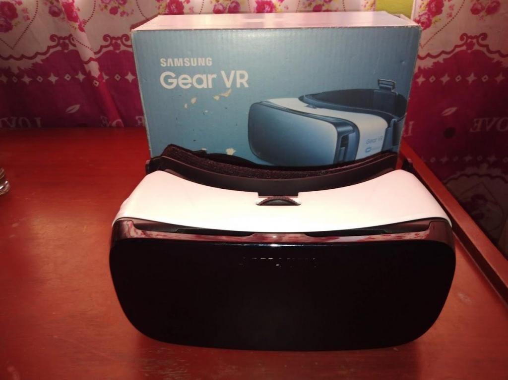Gafa Samsung Gear VR de realidad virtual