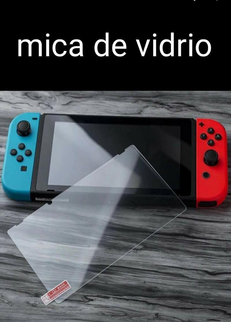 Mica de Vidrio Nintendo Switch