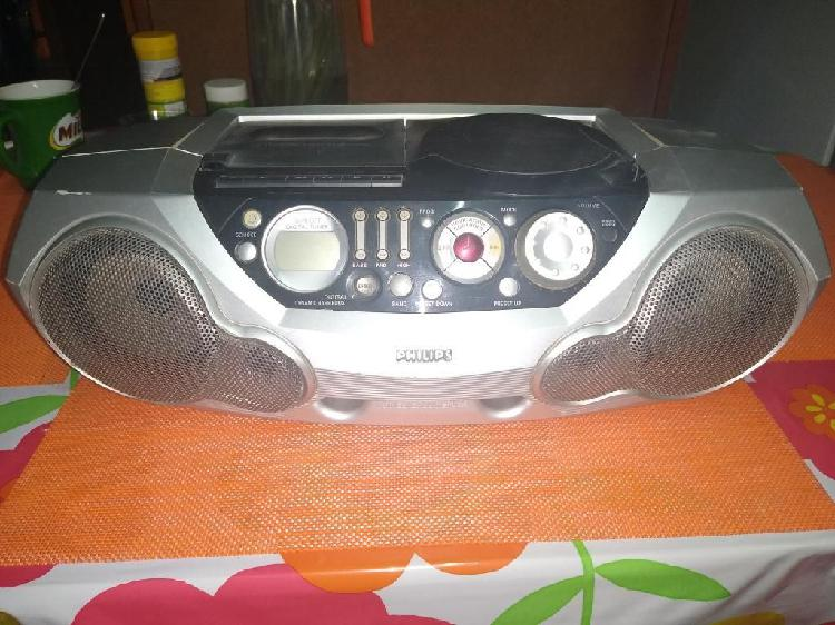 Radio Grabadora Philips