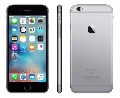 iPhone 6s 32gb 4g Lte - Nuevo, Libre Y Sellado