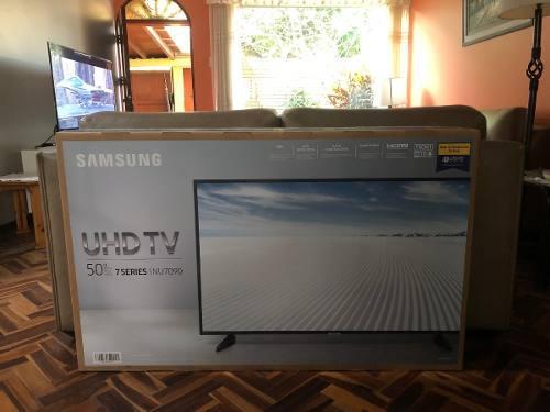 Samsung Un50nu7090 Nuevo Sellado En Caja