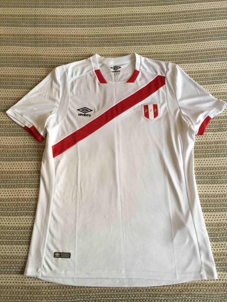 Camisetas Sporting Cristal & Selección Peruana