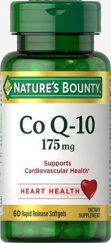 Co Q-10 175 Mg 60 Capsulas