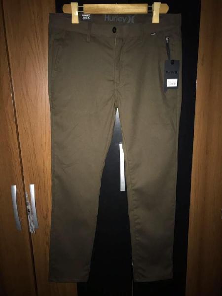 Pantalon Slim fit drill Hurley