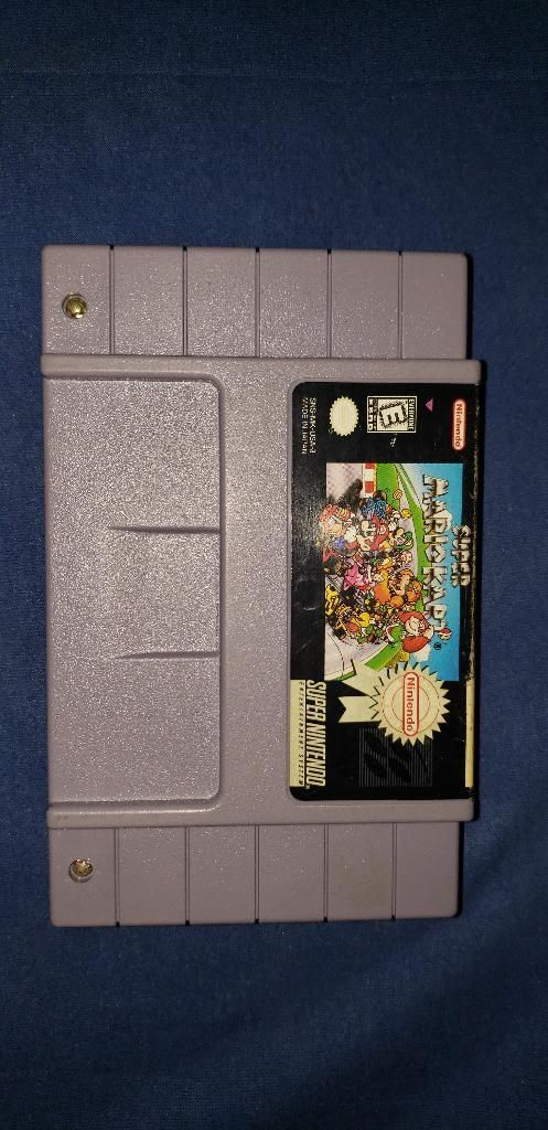 Super Nintendo, Super Mario Kart
