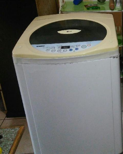 Lavadora Automática 12 Kg Lg