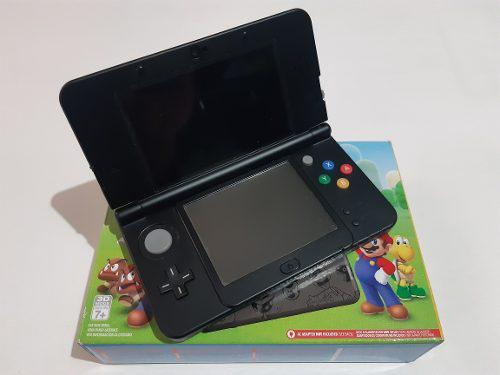 New Nintendo 3ds Super Mario Limited Edition
