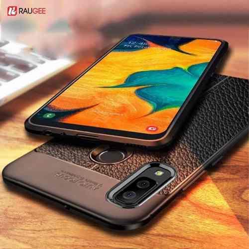 Samsung S8, S9, S9 Plus / Case Carcasa Tipo Cuero Ejecutivo