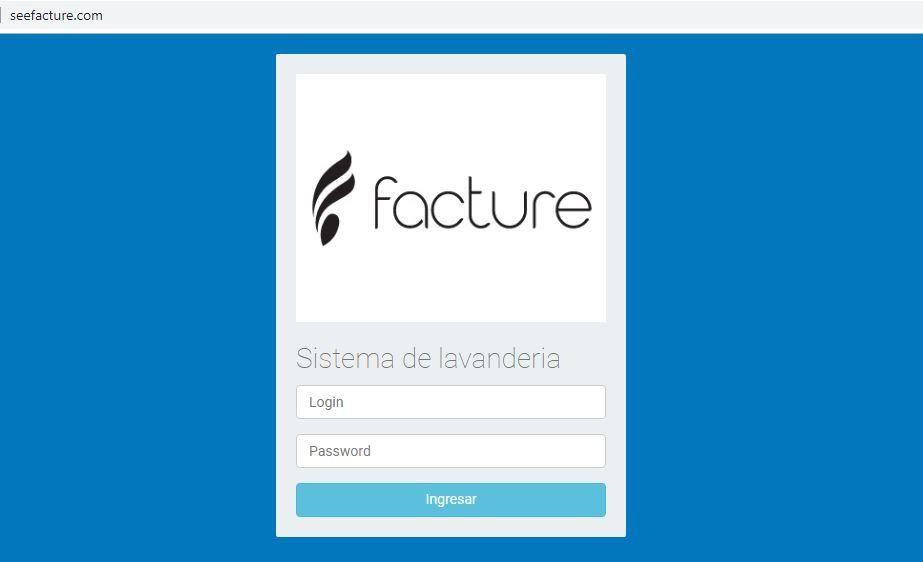 Sistema De Facturación Lavandería Software De Lavandería