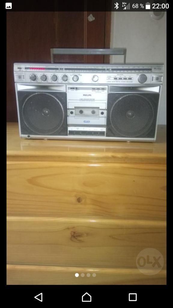 Vendo Radio Marca Philips Made In Japón