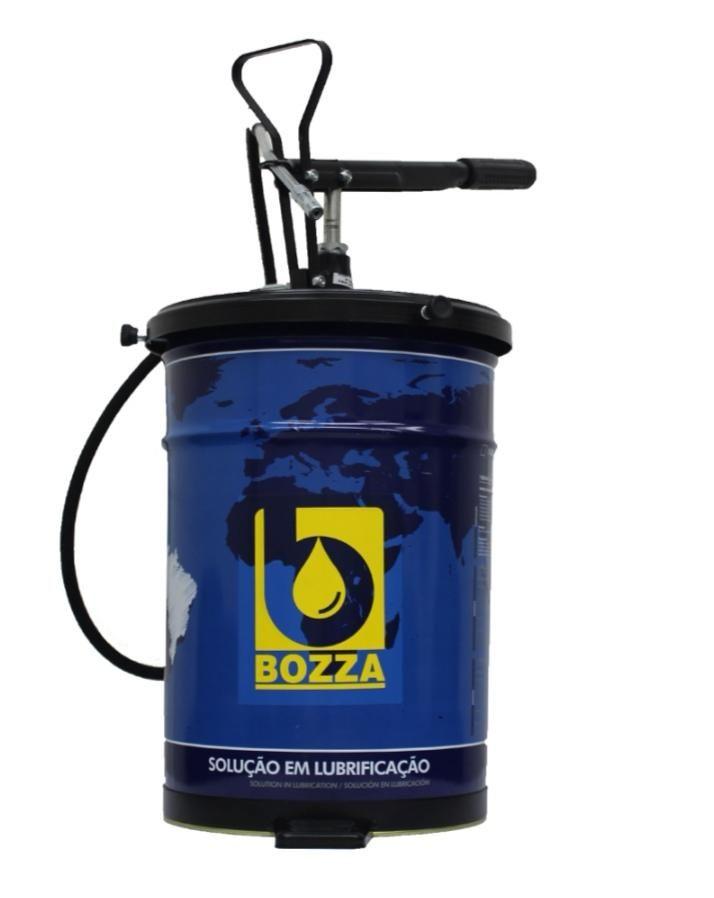 Balde De Engrase Manual 24 kilos Bozza Brasil