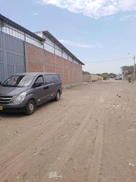 Se alquila almacén de 800 m2 en Zona Industrial de Piura.