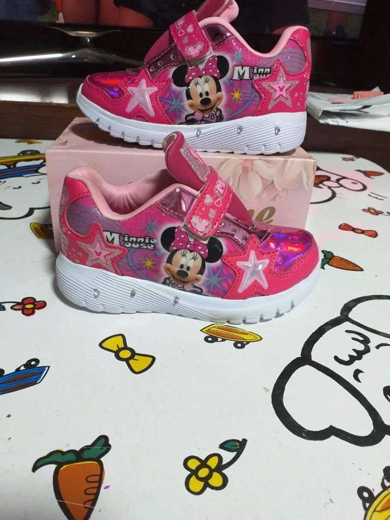 Zapatillas para Niñas Talla 25