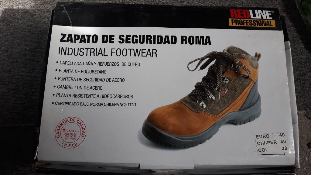 Zapato de Seguridad Roma