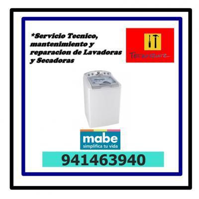 941463940 MABE SERVICIO TECNICO MANTENIMIENTO LAVADORAS LIMA