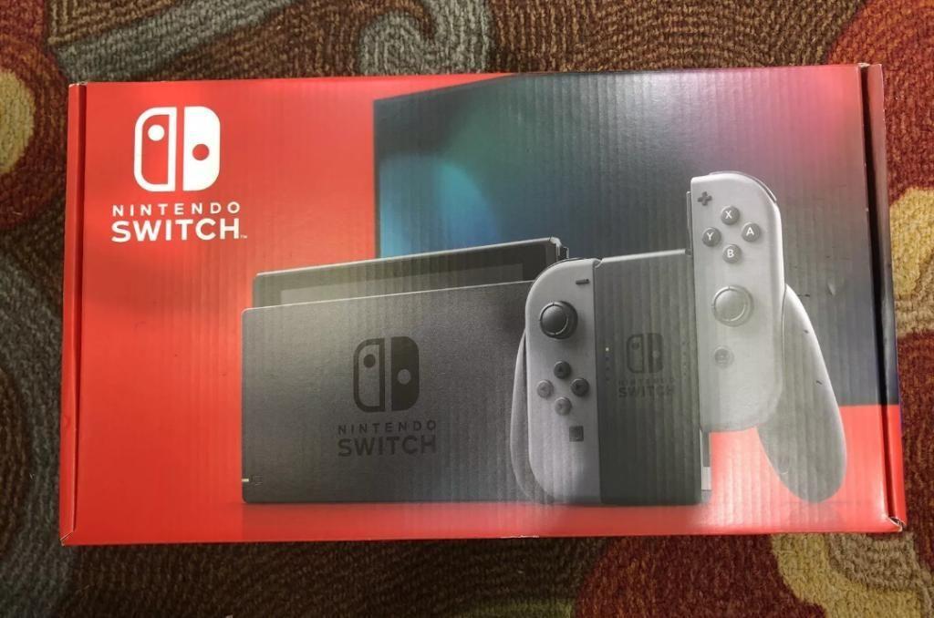 Cambio Nintendo Switch Version