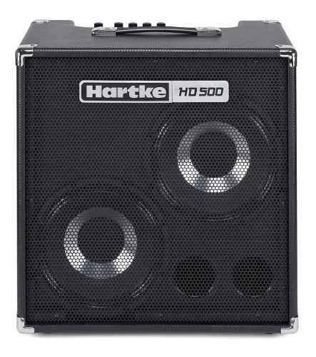 Hartke Hd500 Amplificador Para Bajo No Ampeg 500w