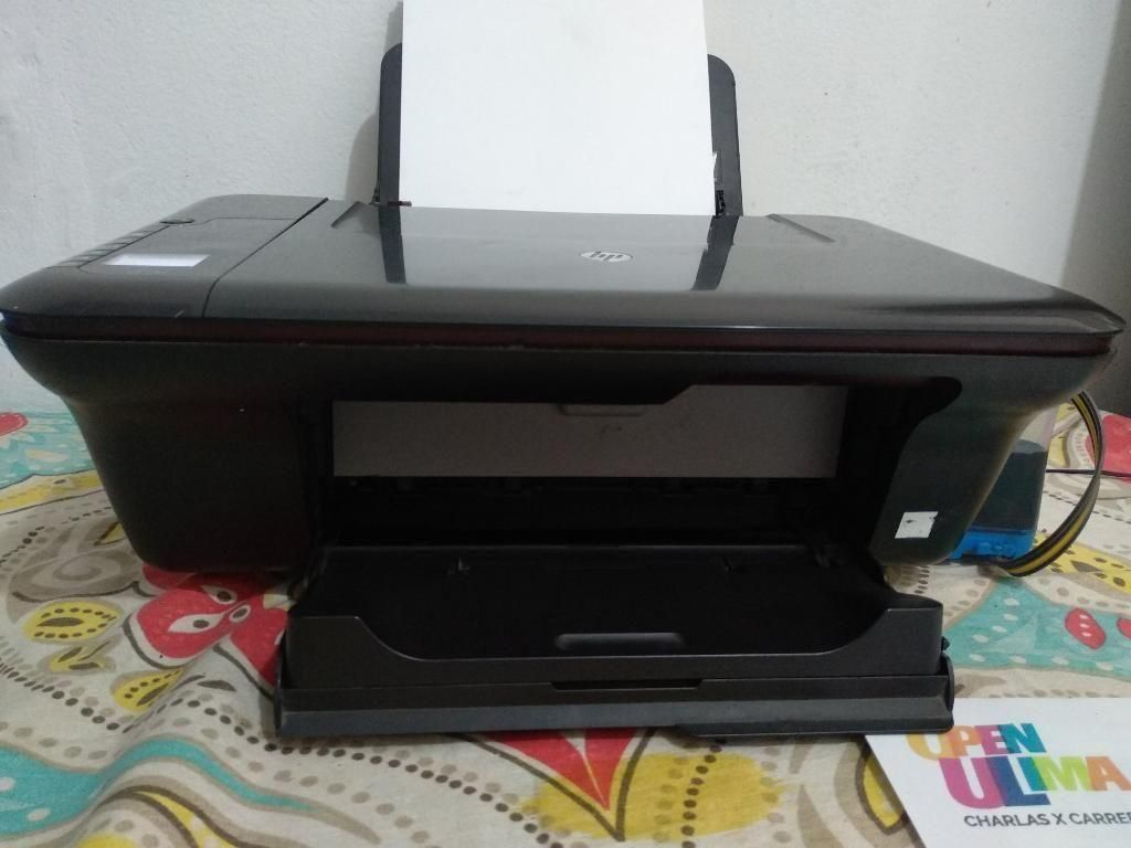 Impresora wifi Multifuncional Con sistema continuo