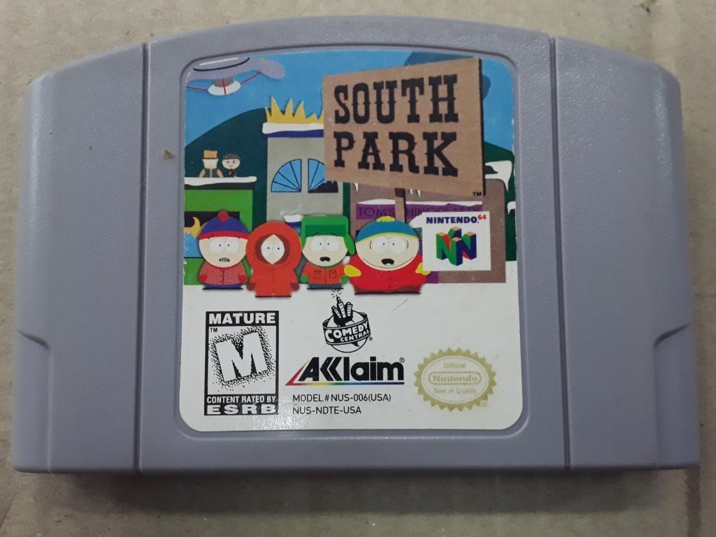 South Park N64