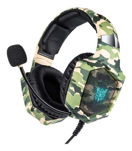 Onikuma K8 Deep Bass Headset Gaming Para Ps4/pc/xbox One/