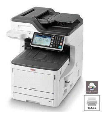 Oki Impresora Multifuncional Color Es8473mfp A3 Led Toner