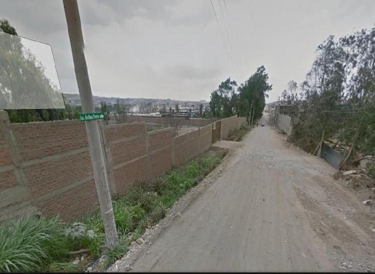 Terreno Comercial de 27,648 en Villa El Salvador