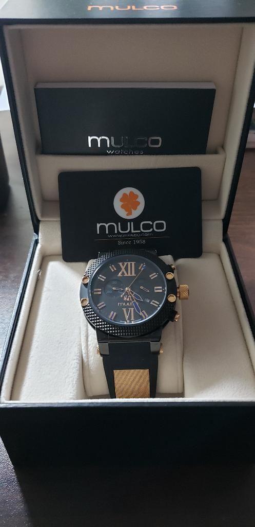 Reloj Mulco Original.