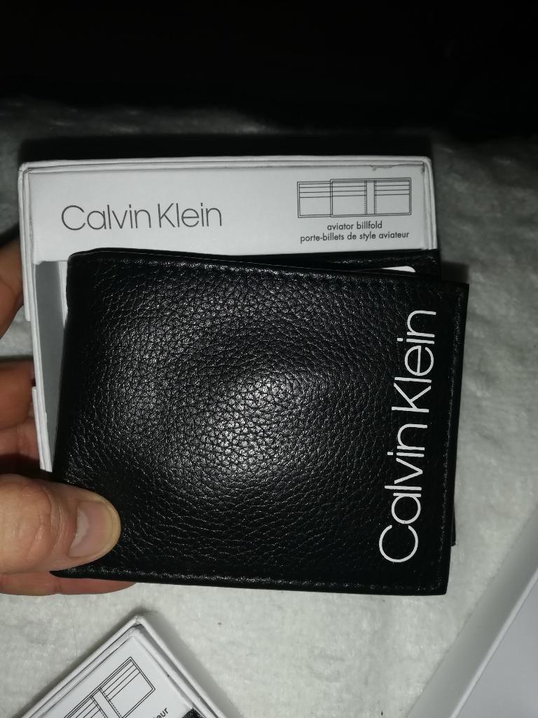 Billetera para hombre Calvin Klein