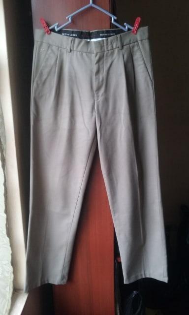 Pantalón de vestir para hombre, nuevo, talla 30, marca