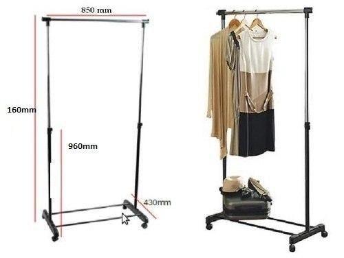 exhibidores de ropa regulable