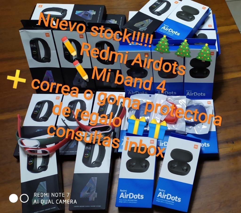 Xiaomi Redmi Airdots Mi Band 4