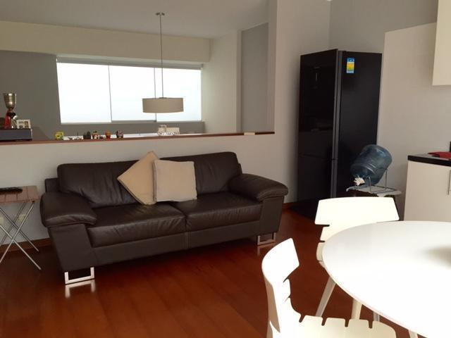 Alquiler Departamento en Miraflores Tipo Loft - 1 Dormitorio
