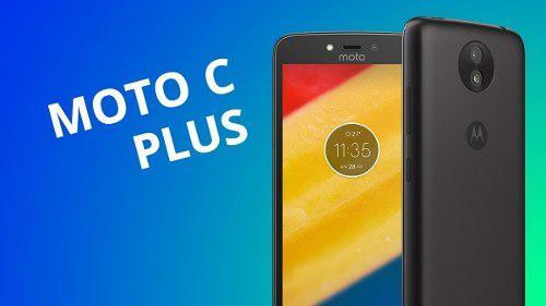 Celular Moto C Plus Original Como Nuevo.