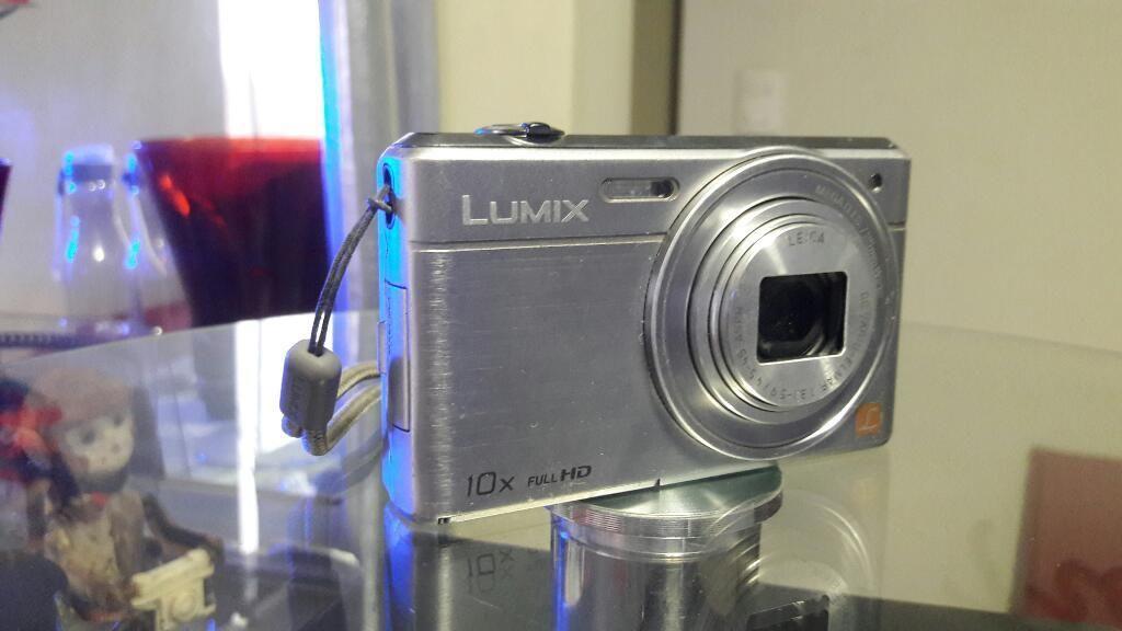 Cámara de Fotos Lumix - 10x Full Hd