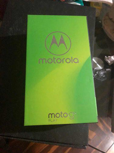 Equipazo! Moto G6 Play 32gb (negociable)
