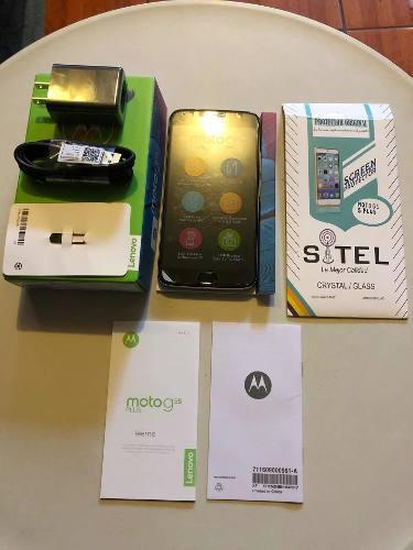 Motorola G5s Plus 32gb Con Garantía Nuevo