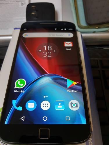 Motorola Moto G4 Plus 64gb 8-10 Banda Libre - Carga Original