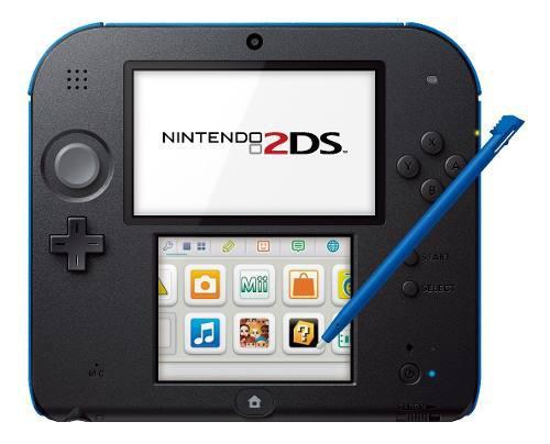 Nintendo 2ds + Super Mario Bros 2 + 2 Juegos Ocasion