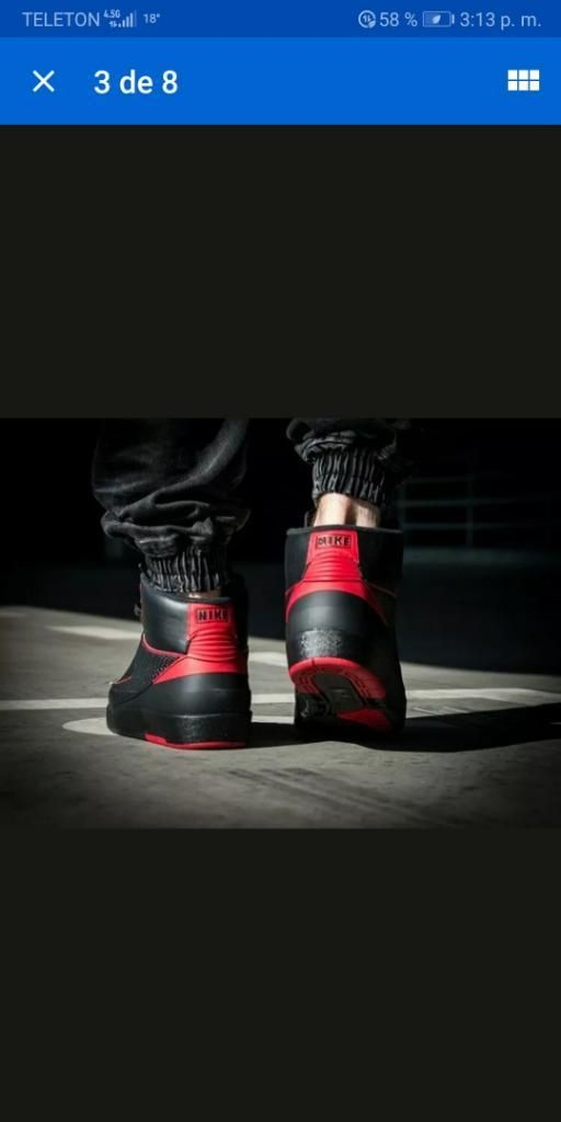 Nike Air Jordan Retro 2, Original