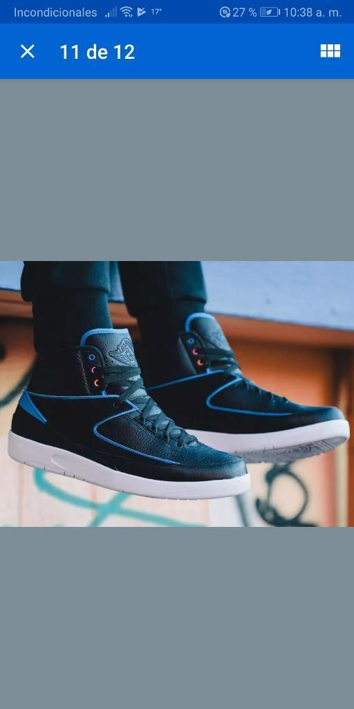 Nike Air Jordan Retro 2, Radio Raheem