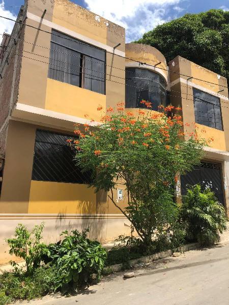 Se Vende Casa de Material Noble en Quillabamba