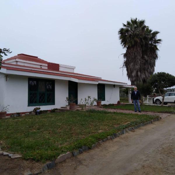 Venta Casa de Playa Chocalla A. T 2,584