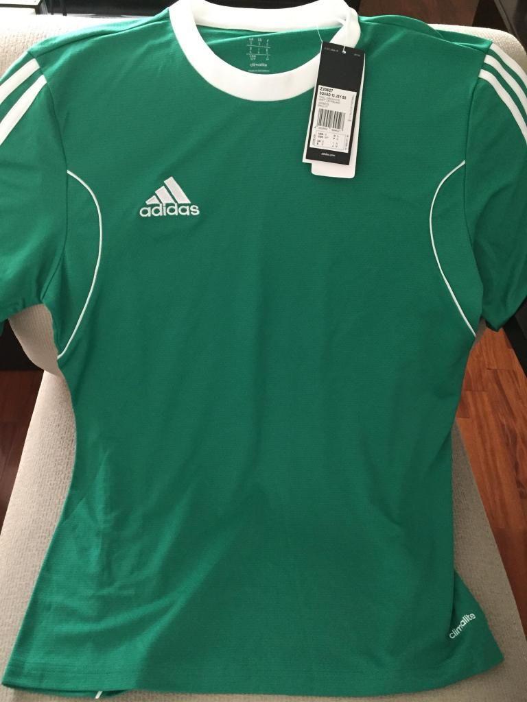 Polo Adidas futbol talla S
