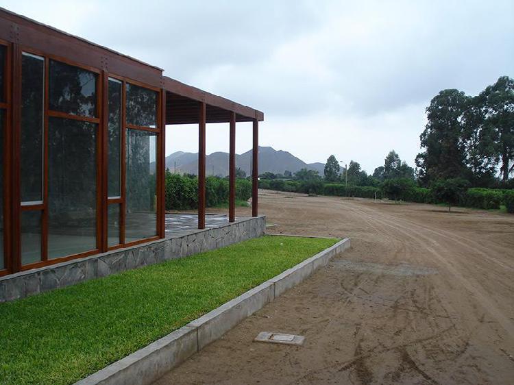 Remato Pachacamac 2510 m² San Fernando Condominio Finca