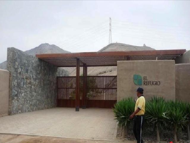 Se Vende Terreno en Condominio El Refugio en Cieneguilla Wfe